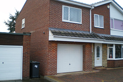 House extensions & room conversions, Doncaster